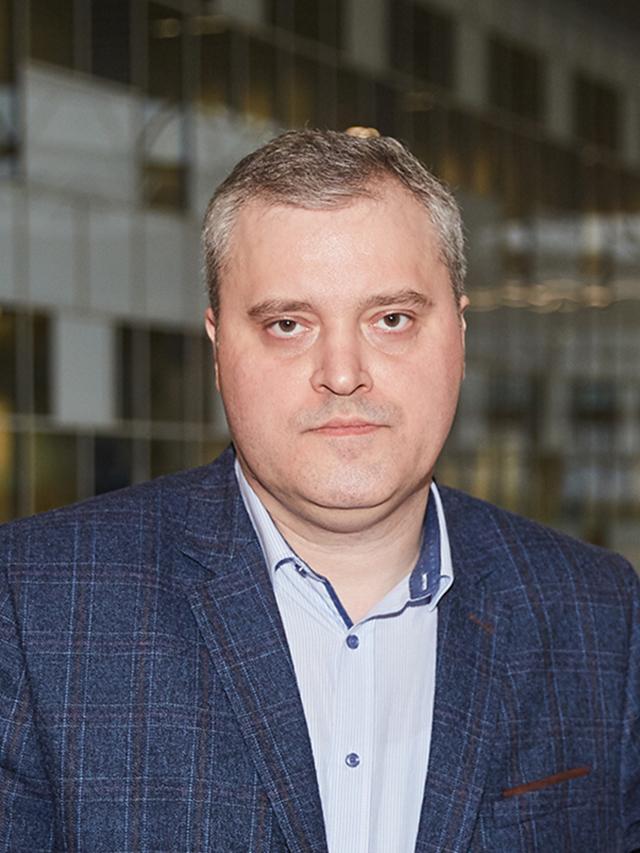 Дмитрий Лошадкин, директор по развитию ООО «Торговый дом Пластмасс Групп», к.х.н.