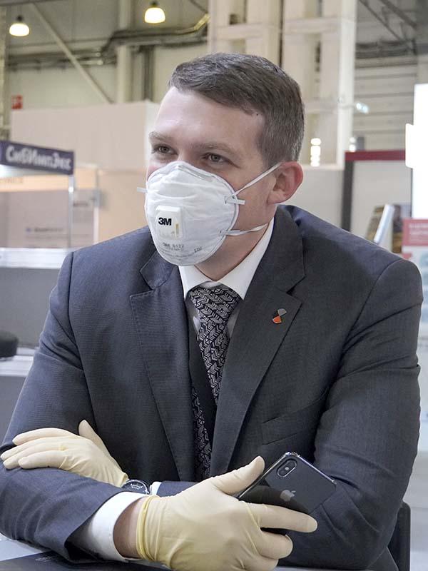 Павел Рацебуринский, коммерческий директор компании Element