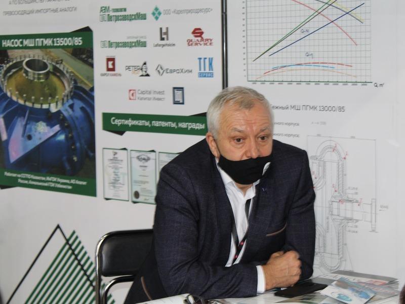 исполнительный директор «ПГМК» Василий Садыков