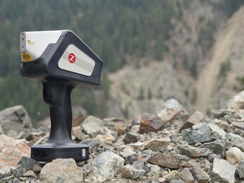 Разведка месторождений с портативным лазерным анализатором LIBS
