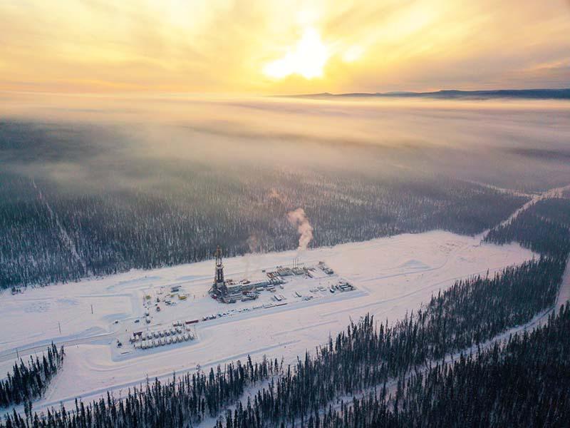 Добыча нефти и газа требует новых технологий