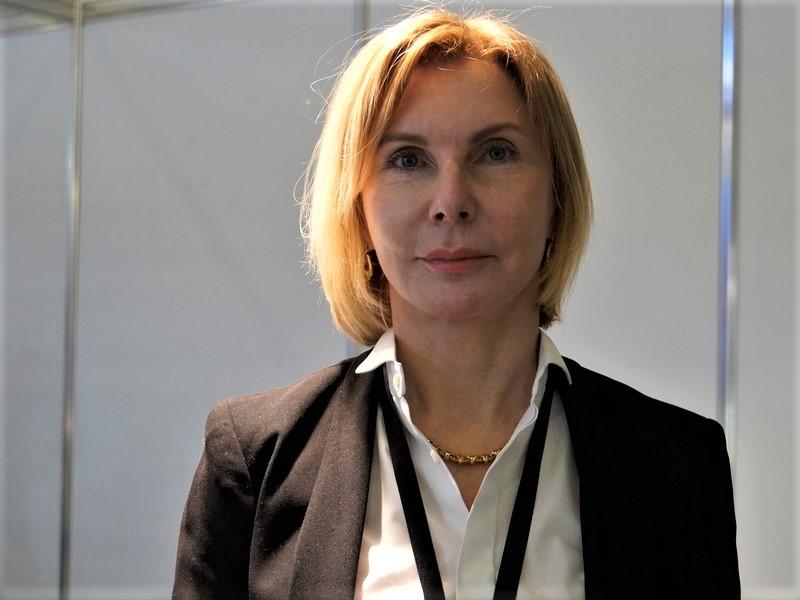 Марианна Дгебуадзе, глава представительства RBL-REI в России