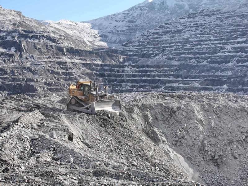 месторождение Кумтор Киргизия