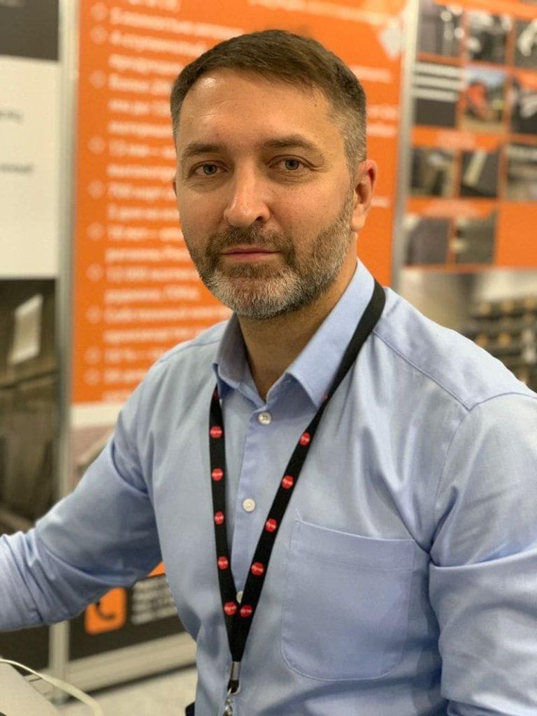 Максим Кольцов,  генеральный директор «ПромТрейдИнвест»