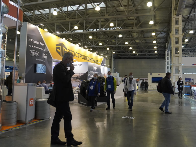 выставка MiningWorld Russia 2020