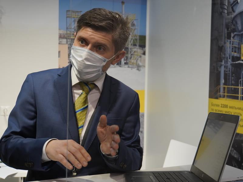 генеральный директор Gebr. Pfeiffer GUS Алекс Никкель