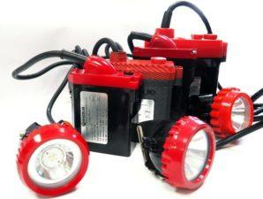шахтные головные светильники