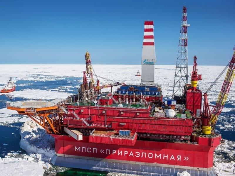 Приразломная Газпром нефть