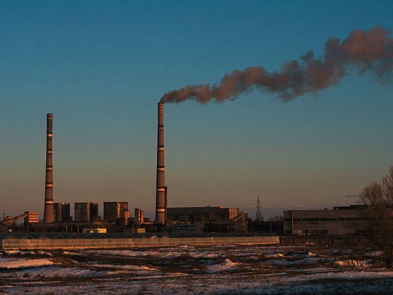 ТЭС в Украине