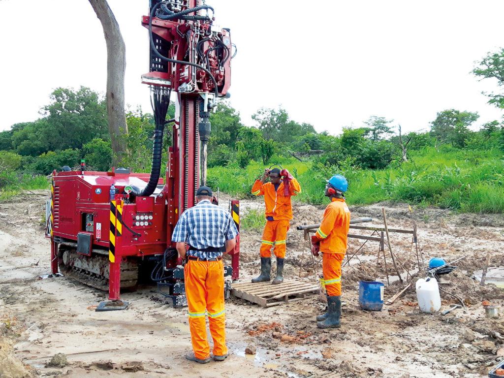 Буровую установку Sonic успешно эксплуатируют на месторождениях Анголы