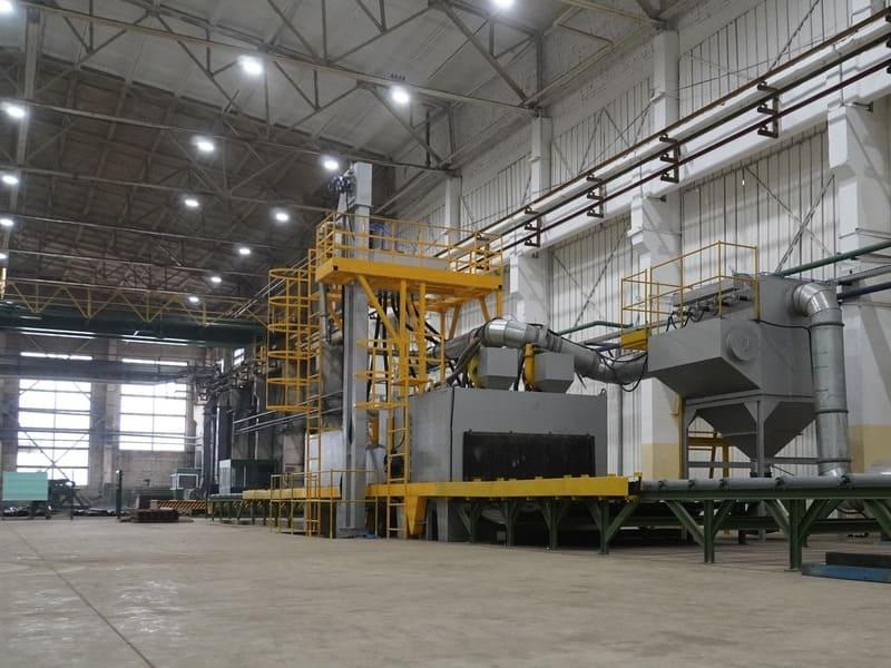 Финго завод в Семибратово