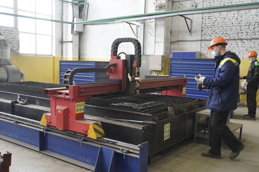 завод пылегазоочистного оборудования