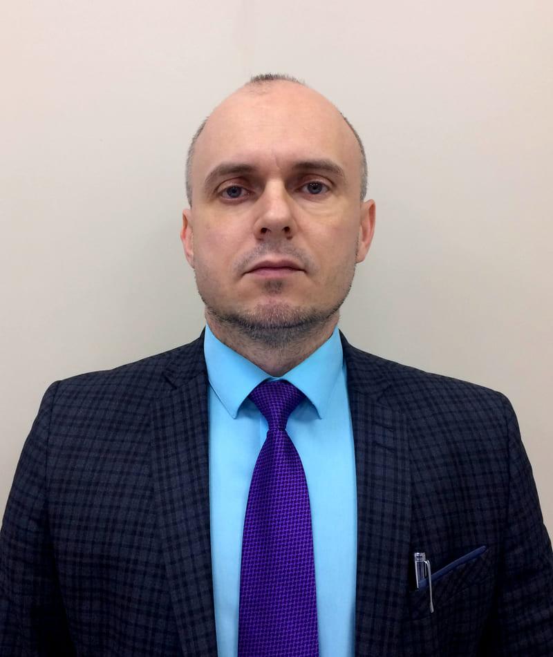 Денис Владимирович Архипенко, начальник управления маркшейдерии и недропользования АО «Стройсервис»