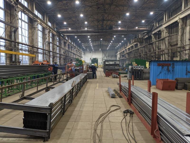завод Финго в Семибратово