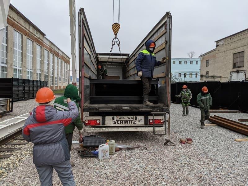 производство газоочистного оборудования