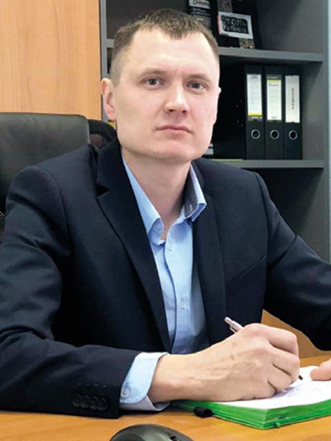 Никита Полосов, заместитель главного инженера по технологии шахты «Юбилейная»