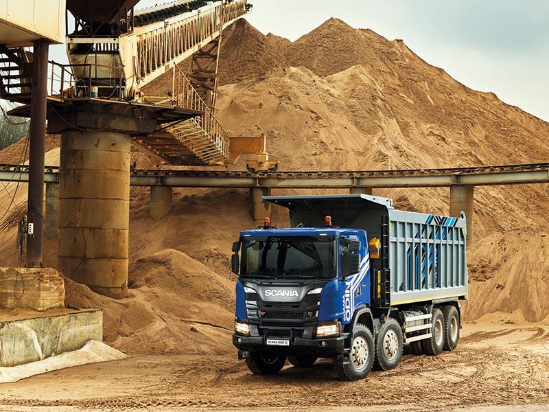Scania ODIN XL