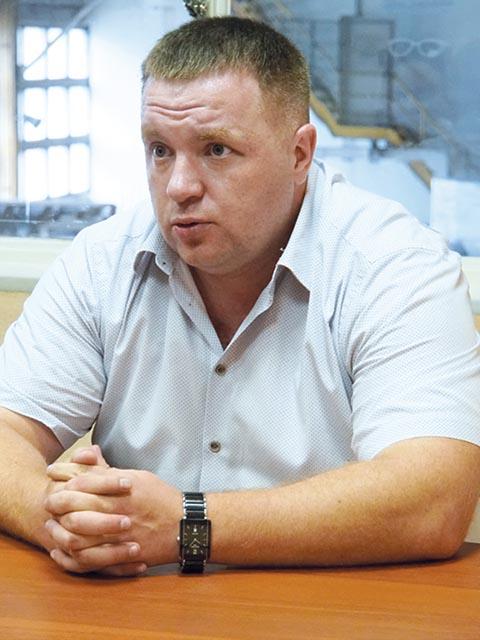 Станислав Колташов, генеральный директор ООО «Завод инновационного машиностроения»