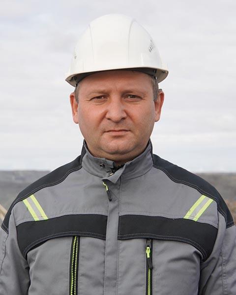 Валерий Куликов, главный инженер АО «УК «Разрез Степной»