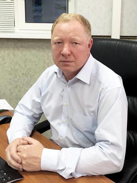 Вадим Овсяников, директор ООО «УЗКЛ»