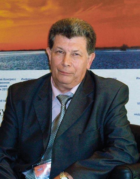 Владимир Галкин, генеральный директор ООО «Геолит»