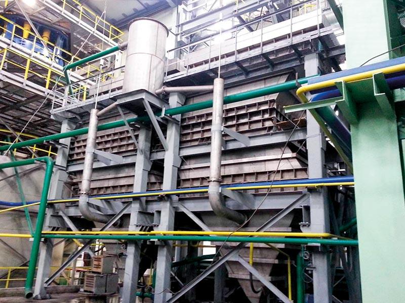 Системы промышленной очистки стоков «Дакт Био». Пластинчатые сгустители замкнутой системы оборотного водоснабжения