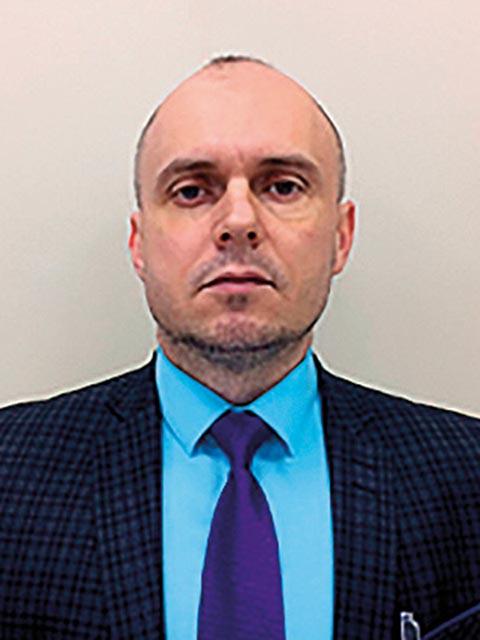 Денис Архипенко ,начальник управления маркшейдерии и недропользования АО «Стройсервис»