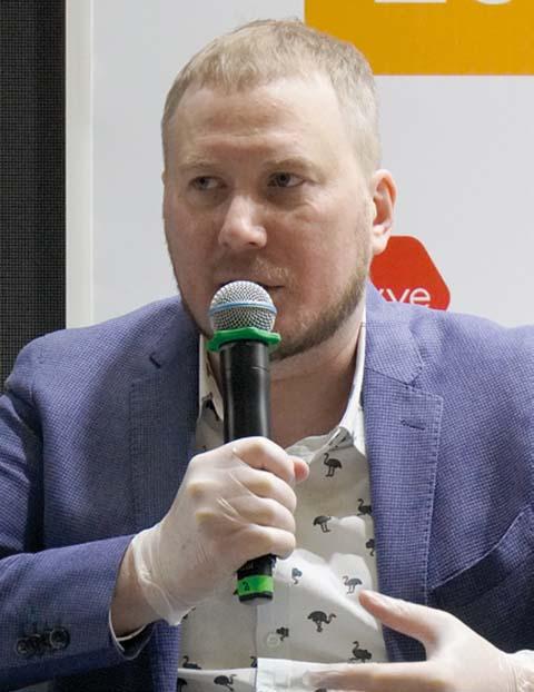 Николай Одинцев,  исполнительный директор  «Цифра Роботикс»