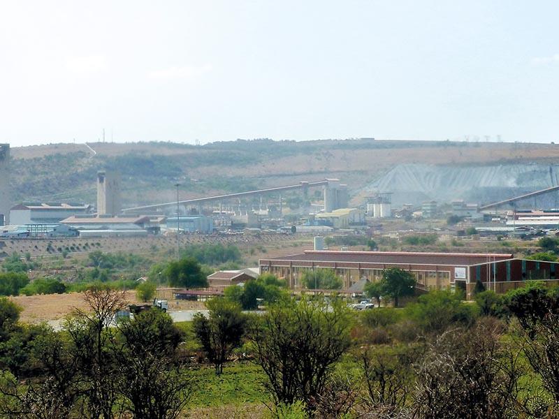 Работа добывающей промышленности в условиях пандемии