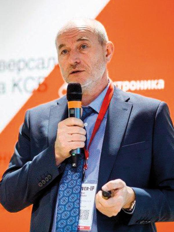 Сергей Заверткин, директор по развитию компании Skymec