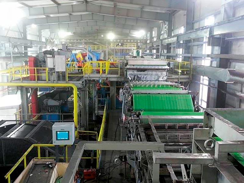 Системы промышленной очистки стоков «Дакт Био». Линия обезвоживания системы оборотного водоснабжения