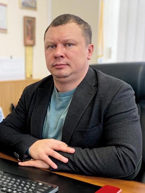 Семён Голодков, генеральный директор ООО «Мегапромгрупп»