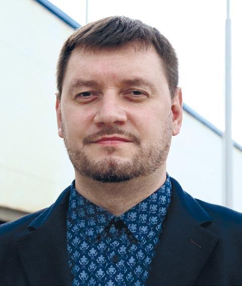 Сергей Чернокур, коммерческий директор ООО «Тульский завод горно-шахтного оборудования»