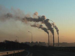завод выбросы