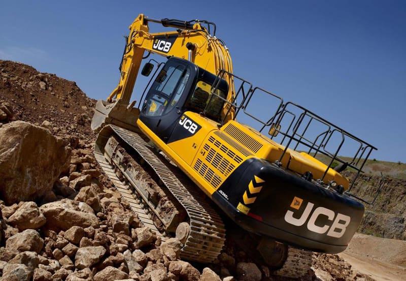 JCB JS360