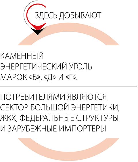 """Здесь добывают каменный энергетический уголь марок """"Б"""", """"Г"""", """"Д"""" и """"Г"""""""