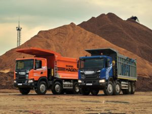 Scania Odin и Hagen
