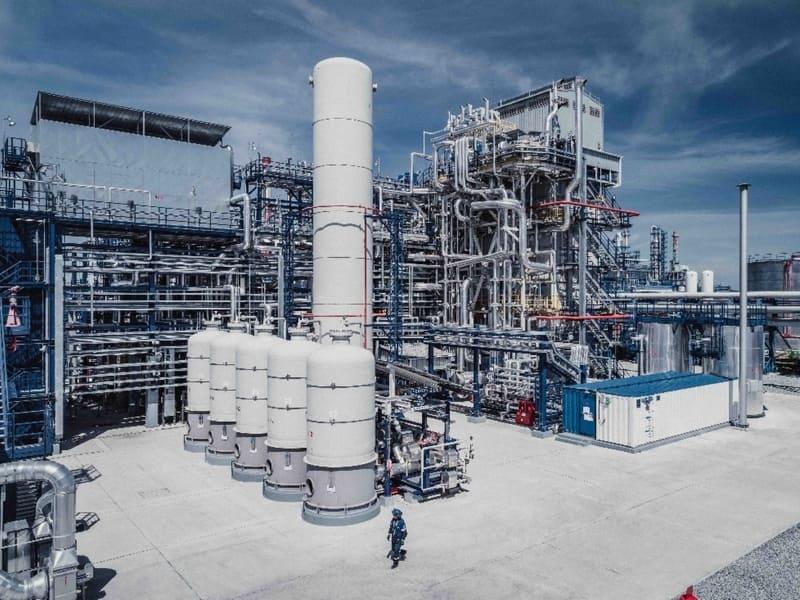 Газпром водород