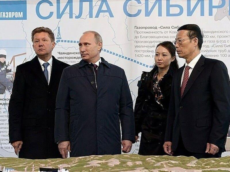 проект Сила Сибири