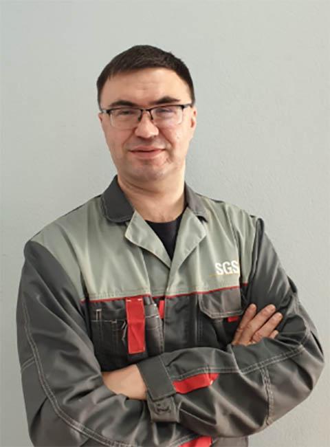 Дмитрий Завалишин, технический руководитель проектов исследований по переработке углей, крупнейшего лабораторного комплекса SGS