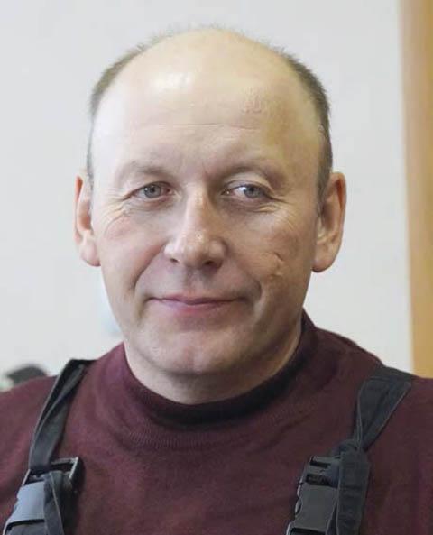 Игорь Пивоваров, главный инженер обогатительной фабрики «СУЭК-Хакасия»
