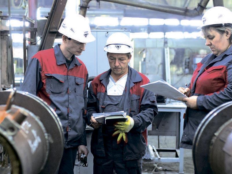 Российский производитель шахтных электродвигателей внедряет бережливое производство