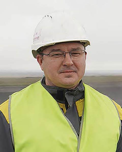 Сергей Радионов, главный инженер разреза «Черногорский»