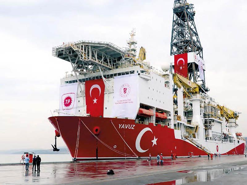 Найденный Турцией в чёрном море газ не остановит его импорт из России
