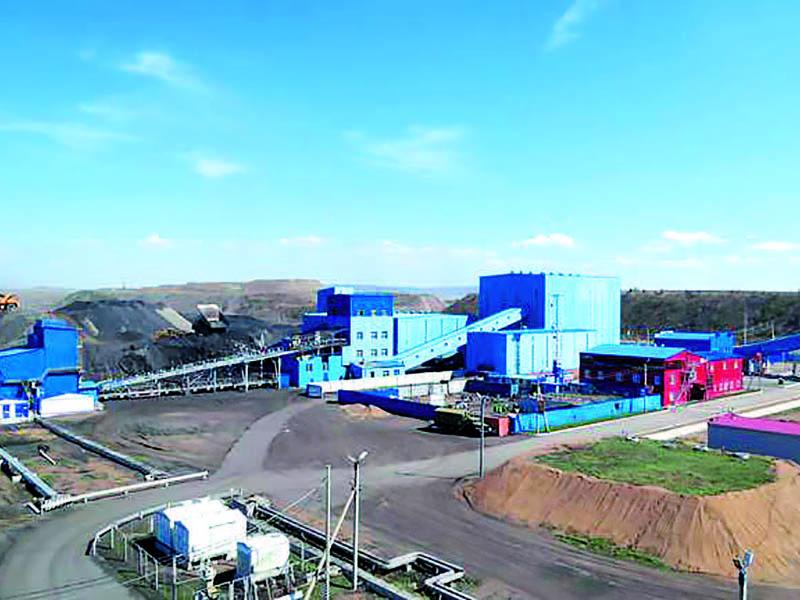 Тугнуйская обогатительная фабрика, 2016 год