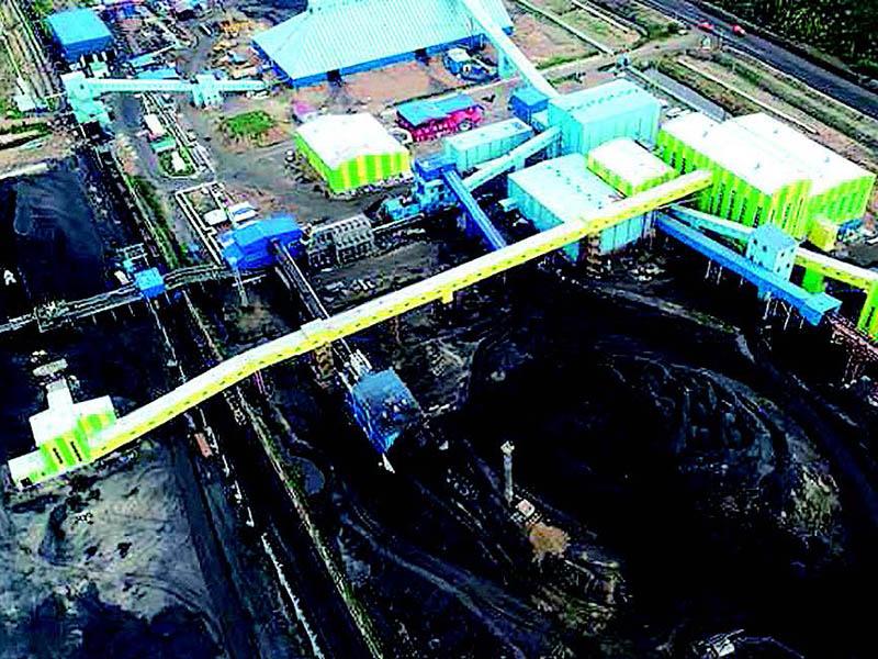 Фото построенной Тугнуйской обогатительной фабрики