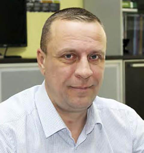 Дмитрий Колмагоров, главный инженер ОФ «Щедрухинская»