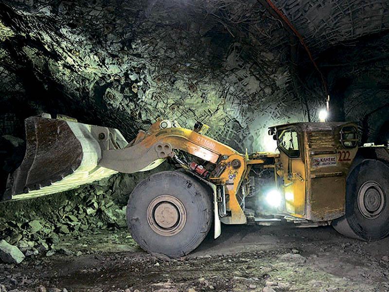 Чем глубже в шахту