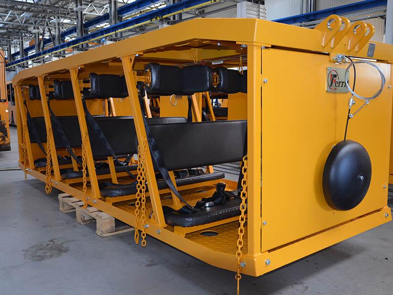 Оптимизированная транспортная система. Возможность повысить эффективность перевозки людей и материалов и снизить эксплуатационные затраты