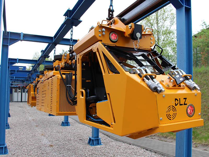 подвесной локомотив DLZ110F-IV